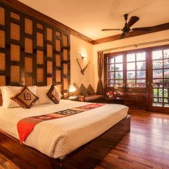 Отель Victoria Sapa Resort & Spa Вьетнам, Шапа - отзывы, цены и фото номеров - забронировать отель Victoria Sapa Resort & Spa онлайн комната для гостей фото 4