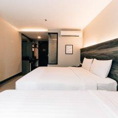 Отель SPENZA Бангкок сейф в номере