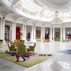Hotel Le Negresco Ницца интерьер отеля фото 3