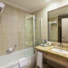Mukarnas Spa & Resort Hotel Турция, Окурджалар - отзывы, цены и фото номеров - забронировать отель Mukarnas Spa & Resort Hotel онлайн ванная фото 2