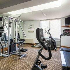 Отель Clarion Inn and Summit Center фитнесс-зал