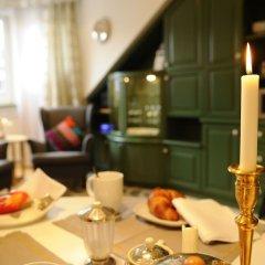 Апартаменты Leuhusen Nuss Apartments Вена питание