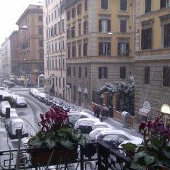 Hotel Campidoglio балкон