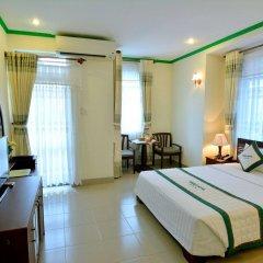 Отель Green Hotel Вьетнам, Вунгтау - отзывы, цены и фото номеров - забронировать отель Green Hotel онлайн комната для гостей фото 2