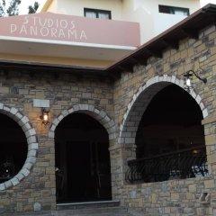 Отель Panorama Studios Родос вид на фасад фото 2