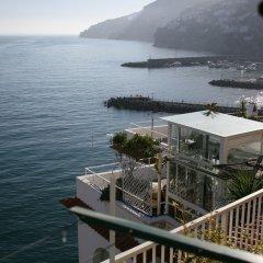 Отель Blu Rose пляж