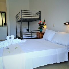 Отель Aragorn Paradise Garden Греция, Сивота - отзывы, цены и фото номеров - забронировать отель Aragorn Paradise Garden онлайн комната для гостей фото 5