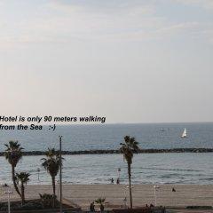 Отель Blue Sea Marble пляж