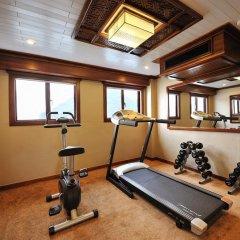 Отель Paradise Peak Cruise фитнесс-зал фото 3