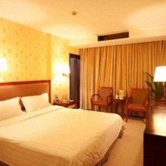 Отель Yafeng Hotel Overseas Chinese Town Branch Китай, Шэньчжэнь - отзывы, цены и фото номеров - забронировать отель Yafeng Hotel Overseas Chinese Town Branch онлайн комната для гостей фото 3