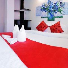 Khaosan Art Hotel Бангкок комната для гостей фото 2