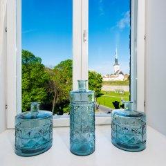 Отель Angleterre Apartments Эстония, Таллин - 2 отзыва об отеле, цены и фото номеров - забронировать отель Angleterre Apartments онлайн ванная фото 2