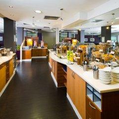 Отель Holiday Inn Express City Centre Riverside Глазго питание фото 3