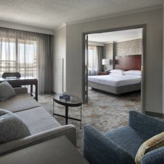 Отель Bethesda Marriott Suites США, Бетесда - отзывы, цены и фото номеров - забронировать отель Bethesda Marriott Suites онлайн комната для гостей фото 4