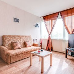Апартаменты Open Apartment Bely Kuna Санкт-Петербург комната для гостей фото 5