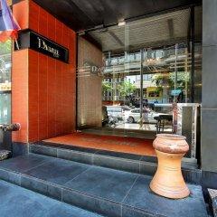Отель Bally Suite Silom гостиничный бар