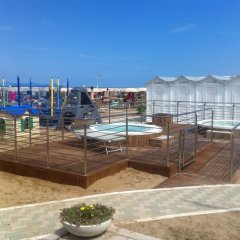 Hotel Villa Linda Риччоне бассейн фото 3