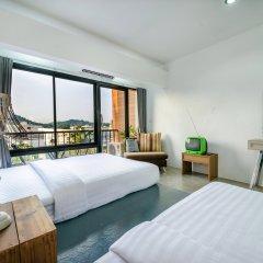 Отель Eco Hostel Таиланд, Пхукет - отзывы, цены и фото номеров - забронировать отель Eco Hostel онлайн комната для гостей фото 2