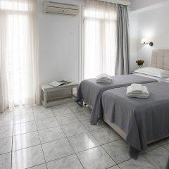 Отель Carolina Греция, Афины - 2 отзыва об отеле, цены и фото номеров - забронировать отель Carolina онлайн комната для гостей фото 17