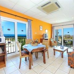 Отель Paramount Aparthotel Кипр, Протарас - отзывы, цены и фото номеров - забронировать отель Paramount Aparthotel онлайн комната для гостей фото 5