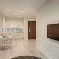 Апартаменты Mennica Central Apartments в номере