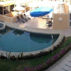 Отель Cabo Sunset Condo Hotel Мексика, Педрегал - отзывы, цены и фото номеров - забронировать отель Cabo Sunset Condo Hotel онлайн бассейн