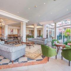 Отель Madeira Regency Palace Hotel Португалия, Фуншал - отзывы, цены и фото номеров - забронировать отель Madeira Regency Palace Hotel онлайн интерьер отеля фото 3