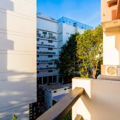 Pandora Hotel and Residence Хошимин балкон