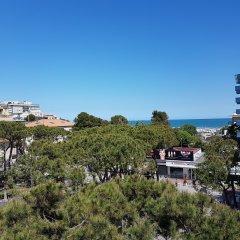Отель Ceccarini 9 Италия, Риччоне - отзывы, цены и фото номеров - забронировать отель Ceccarini 9 онлайн пляж
