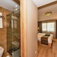 Aybar Hotel Турция, Стамбул - 11 отзывов об отеле, цены и фото номеров - забронировать отель Aybar Hotel онлайн ванная