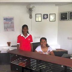 Отель Vesma Villas Шри-Ланка, Хиккадува - отзывы, цены и фото номеров - забронировать отель Vesma Villas онлайн интерьер отеля фото 2