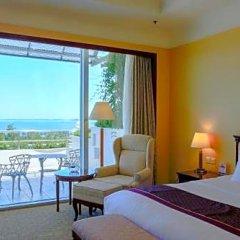 Отель Xiamen International Seaside Hotel Китай, Сямынь - отзывы, цены и фото номеров - забронировать отель Xiamen International Seaside Hotel онлайн комната для гостей фото 2