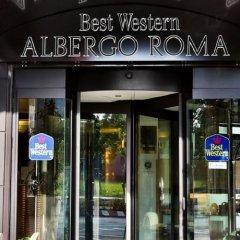 Отель Albergo Roma, Bw Signature Collection Кастельфранко городской автобус