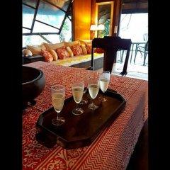 Отель Motu Mapeti - Tahiti Private Island в номере