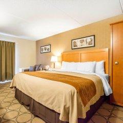 Отель Comfort Inn Kirkland Lake комната для гостей фото 4