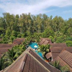 Отель L'esprit de Naiyang Beach Resort балкон