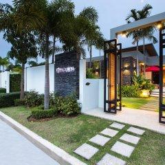 Отель Villa Nadya 3 bedroom pool villa Phuket