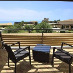 Отель Falconara Charming House & Resort Италия, Бутера - отзывы, цены и фото номеров - забронировать отель Falconara Charming House & Resort онлайн балкон