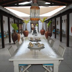 Отель The Lodge Bonaire питание
