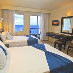 Aquamarina Beach Hotel комната для гостей фото 4