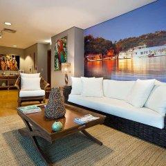 Отель Hilton Sao Paulo Morumbi комната для гостей фото 5