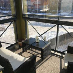 Апартаменты Avia Apartments интерьер отеля