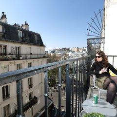 Отель Le Régent Montmartre by Hiphophostels спортивное сооружение