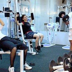 Сочи-Бриз Отель фитнесс-зал фото 3