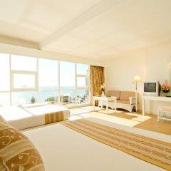 Отель Ambassador City Jomtien Pattaya (Marina Tower Wing) комната для гостей фото 3
