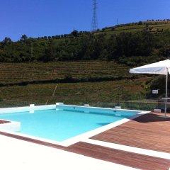 Отель Quinta De Casaldronho Wine Hotel Португалия, Ламего - отзывы, цены и фото номеров - забронировать отель Quinta De Casaldronho Wine Hotel онлайн бассейн