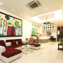 Отель Hanoi Legacy Hotel - Hoan Kiem Вьетнам, Ханой - отзывы, цены и фото номеров - забронировать отель Hanoi Legacy Hotel - Hoan Kiem онлайн интерьер отеля фото 2