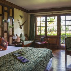 Отель Victoria Sapa Resort & Spa Шапа комната для гостей фото 2
