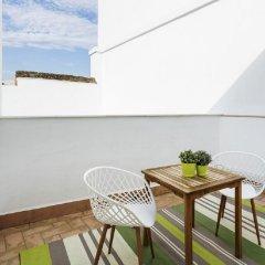 Отель Vincci la Rabida балкон