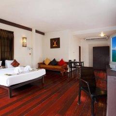 Bamboo Beach Hotel & Spa комната для гостей